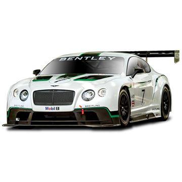 Igračka MAISTO 81147, Bentley Continental, auto na daljinsko upravljanje, 1:24