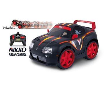 Igračka NIKKO 800000F, Wheelie Bros Toyota Supra, auto na daljinsko upravljanje