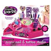 Kreativni set CRAZART 12560, Set za ukrašavanje noktiju i tattoo naljepnice