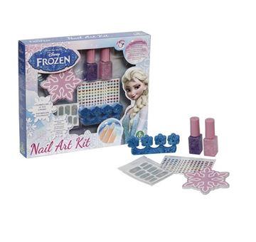 Kreativni set GIOCHI PREZIOSI GPH18487/HR, Frozen, set za ukrašavanje noktiju