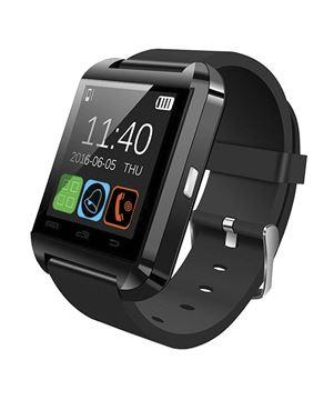 "SmartWatch MEANIT M2, 1.44"" IPS touchscreen, BT, crni"