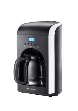 Aparat za kavu RUSSELL HOBBS, MONO 18536-56, 1000W, 1.8l, crno-bijeli