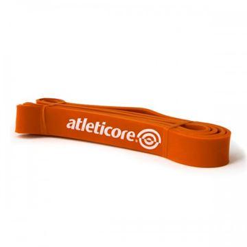 Elastična traka ATLETICORE Level 3 narančasta 3,2 cm