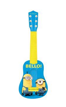 Gitara LEXIBOOK K200DES, Minions, 53cm