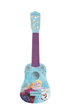 Gitara LEXIBOOK K200FZ, Frozen, 53cm