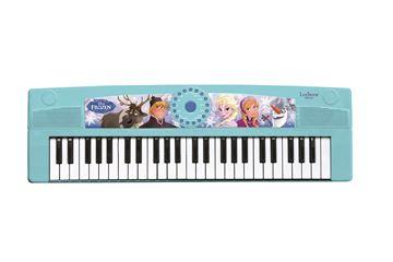 Klavijature LEXIBOOK K720FZ, Frozen, 8 demo pjesama, 32 brzine tempa, 4 tona, 4 ritma