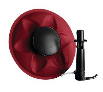 Mini sjeckalica RUSSELL HOBBS, DESIRE RED 20320-56, 380W, 1l
