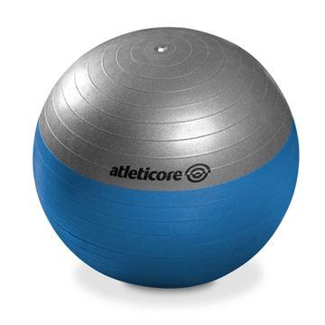 Pilates lopta ATLETICORE 75cm + pumpa