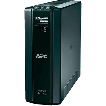 UPS APC Back BR1200G-GR, 1200 VA / 720W, Line interactive AVR
