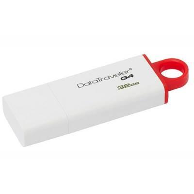 Memorija USB 3.0 FLASH DRIVE 32 GB, KINGSTON DTIG4/32GB, bijela