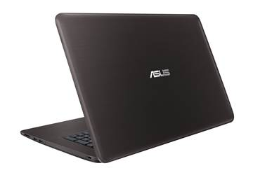 "Prijenosno računalo ASUS F756UX-T7010D / Core i5 6200U, DVDRW, 8GB, 1000GB, GeForce GTX 950M, 17.3"" LED FHD, G-LAN, HDMI, BT, kamera, USB 3.0, DOS, smeđe"