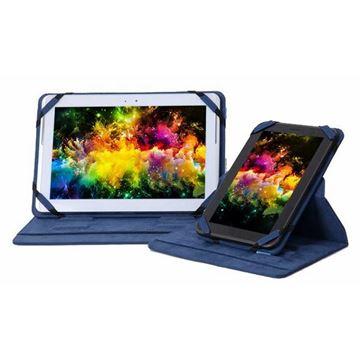 """Futrola za tablet računalo MS Industrial TAB-02 10"""", univerzalna za tablete 10"""", plava"""