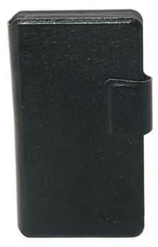 """Futrola za mobilne telefone, MS INDUSTRIAL, module, univerzalna do 5"""", mogućnost korištenja kao stalak, crna"""