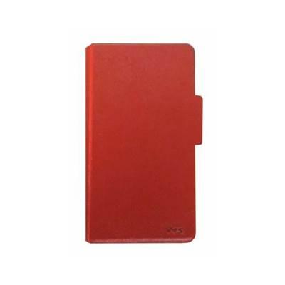 """Futrola za mobilne telefone, MS INDUSTRIAL, module, univerzalna do 5"""", mogućnost korištenja kao stalak, crvena"""