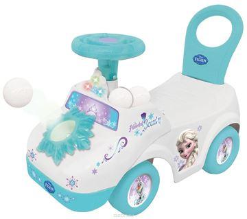 Guralica za djecu KIDDIELAND TOYS 052837, Frozen, guralica s lopticama