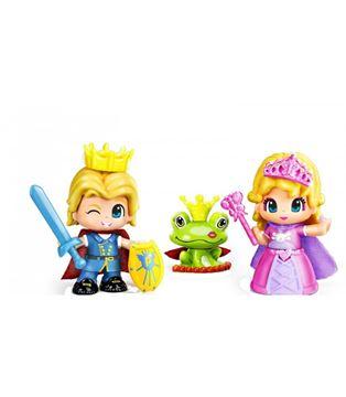 Igračka FAMOSA 700011163, Pinypon princeza i princ