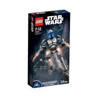 LEGO 75107, Star Wars, Jango Fett, figurica, 24cm