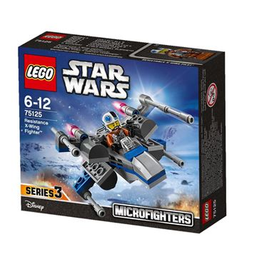 LEGO 75125, Star Wars, Resistance X-WING Fighter