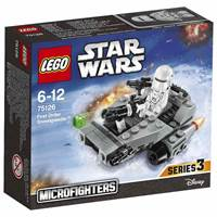 LEGO 75126, Star Wars, First Order Snowspeeder