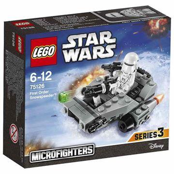 LEGO 75126, Star Wars, First Order Snowspeeder