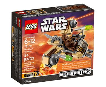 LEGO 75129, Star Wars, Wookie Gunship