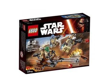 LEGO 75133, Star Wars, Rebel Alliance Battle Pack
