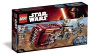 LEGO 75099, Star Wars, Rey's Speeder