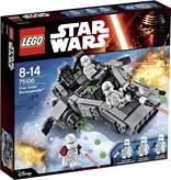 LEGO 75100, Star Wars, First Order Snowspeeder