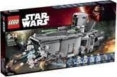 LEGO 75103, Star Wars, First Order Transporter