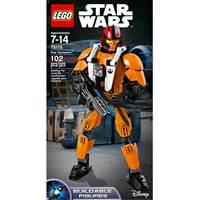 LEGO 75115, Star Wars, Poe Dameron, figurica, 24cm