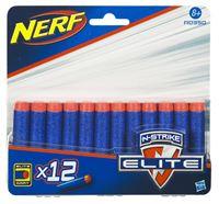 Dodatak za NERF HASBRO A0350, N-Strike Elite Refill Pack, strelice, 12 komada