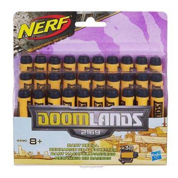 Dodatak za NERF HASBRO B3190, Doomlands 2169 Dart Refill, strelice, 30 komada