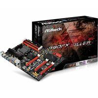 Matična ploča ASROCK 990FX Killer, AMD 990FX/SB950, DDR3, zvuk, S-ATA, RAID, G-LAN, PCI-E, eSATA, M.2, USB 3.0, ATX, S. AM3 / AM3+