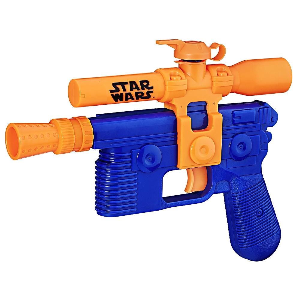 ... Pištolj na vodu HASBRO B4439, NERF Super Soaker, Star Wars Han Solo  blaster ...
