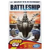 Društvena igra HASBRO Grab&Go, Potapanje brodova (Battleship), putno izdanje