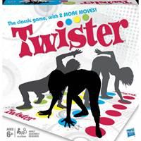 Društvena igra HASBRO Twister