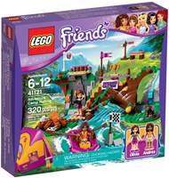 LEGO 41121, Friends, Adventure Camp Rafting