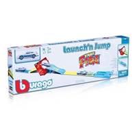 Trkaća pista BBURAGO 30284, Street Fire, Launch'n Jump, 1:43