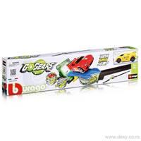 Trkaća pista BBURAGO GoGears 30277, Super Speed Jump, lansirna rampa