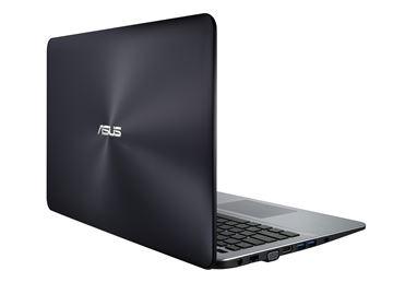 "Prijenosno računalo ASUS K555LF-XX168D / Core i7 5500U, DVDRW, 4GB, 1000GB, GeForce 930M, 15.6"" LED HD, G-LAN, HDMI, kamera, USB 3.0, DOS, crno"