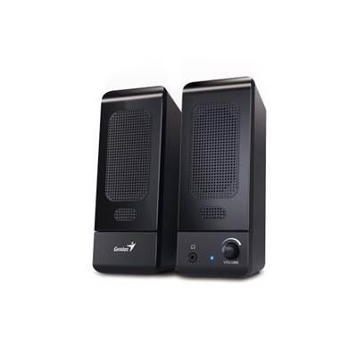 Zvučnici GENIUS SP-U120, 2.0, 3,5mm, crni