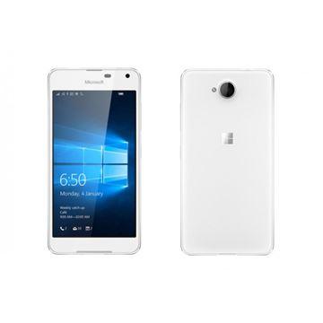 "Smartphone MICROSOFT Lumia 650 LTE DS, 5"" OLED multitouch, QuadCore Cortex A7 1.3GHz, 1GB RAM, 16GB Flash, GPS, Dual SIM, BT, 4G LTE, Windows 10, bijeli"
