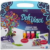 Kreativni set HASBRO B1719, Play-Doh DohVinci, Jewelry Tree Kit, drvo za nakit
