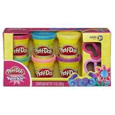 Masa za modeliranje HASBRO A5417, Play-Doh, Sparkle Compound Collection, svjetlucava masa, 6 boja