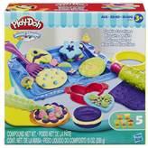 Masa za modeliranje HASBRO B0307, Play-Doh, Sweet Shoppe Cookie, set za izradu kolačića