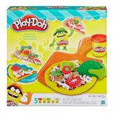 Masa za modeliranje HASBRO B1856, Play-Doh, Pizza Party, set za izradu pizze