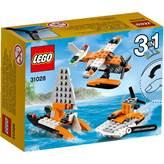 LEGO 31028, Creator, Sea Plane, hidroavion, 3u1