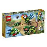 LEGO 31031, Creator, Rainforest Animals, životinje iz prašume, 3u1