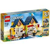 LEGO 31035, Creator, Beach Hut, kućica na plaži, 3u1
