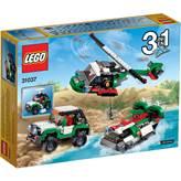 LEGO 31037, Creator, Adventure Vehicles, avanturistička vozila, 3u1